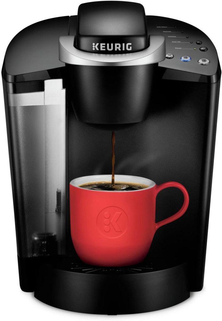 10. Keurig K-Classic Single Serve Pod Coffee Brewer