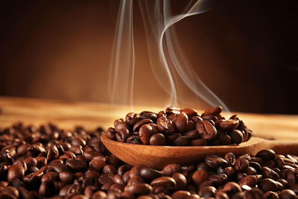 2) Grinding can improve the surface area of coffee beans and have a better taste.