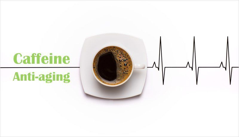 Coffee is a source of anti-aging