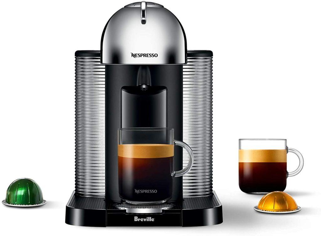 3. Breville Vertuo Coffee and Espresso Machine