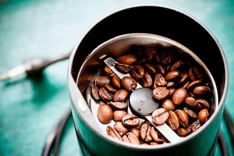 1) Blade Coffee Grinder