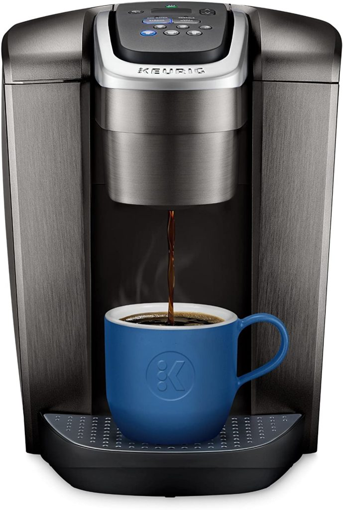 8. Keurig K-Elite Single Serve K-Cup Pod Coffee Brewer