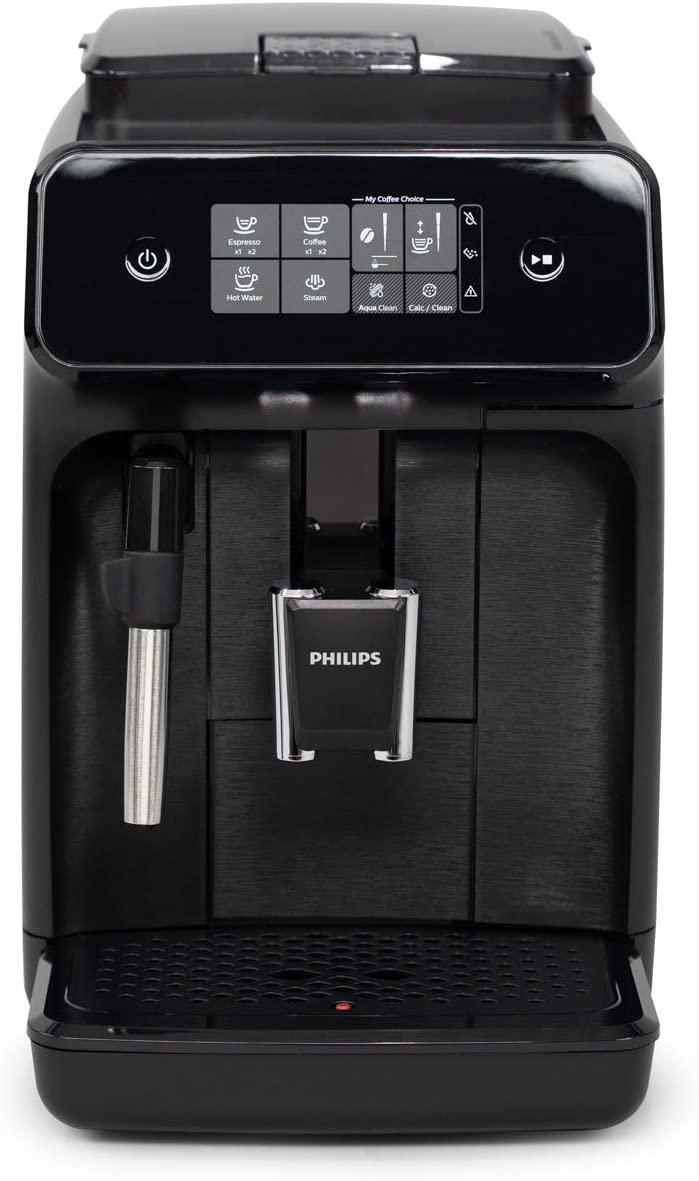 8. Philips Carina 1200-Series (EP1220/04) Super-Automatic All-In-One Programmable Espresso Machine