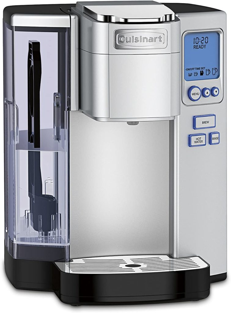 9. Cuisinart SS-10P1 Premium Single-Serve Coffee Maker