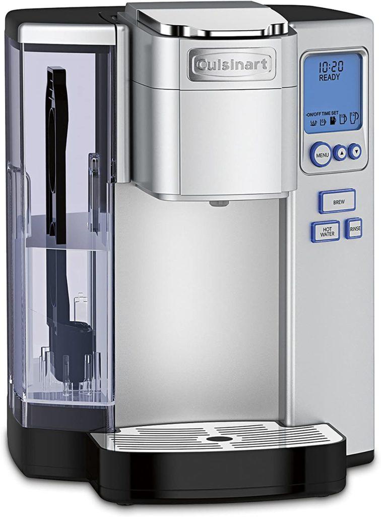 9. Cuisinart SS-10P1 Premium Single-Serve Coffee Maker