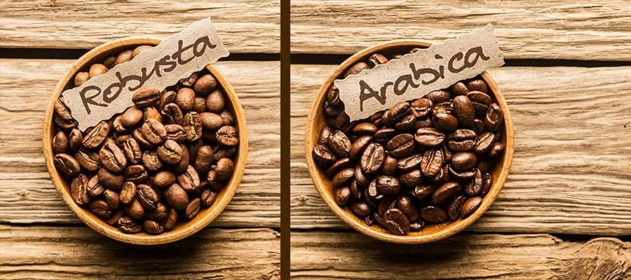 10. There are two types of coffee