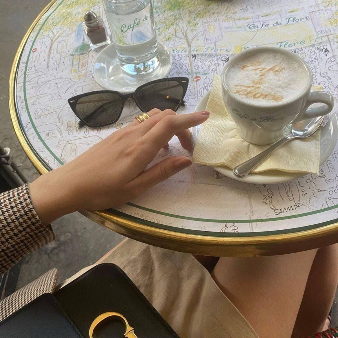 11. European really love coffee