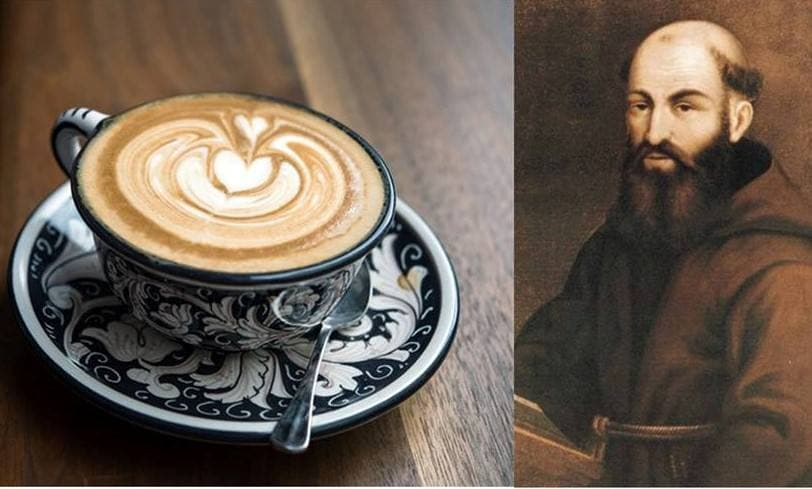 19. They named the cappuccino after Capuchin friars