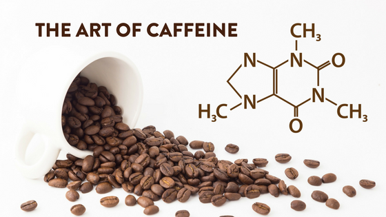 3. There are stimulants in coffee