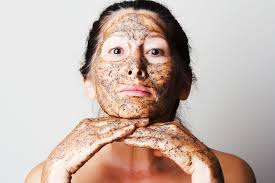 3. Cleaning Scrub and Other Skincare Products