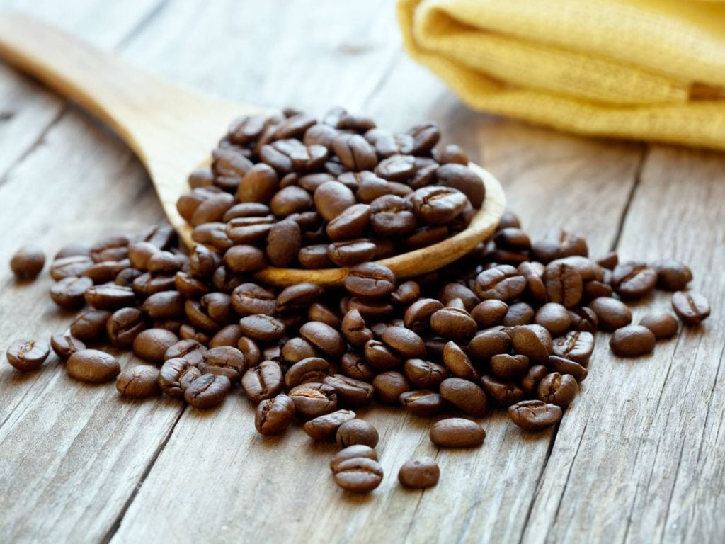 8. Coffee is the second most-consumed traded commodity worldwide