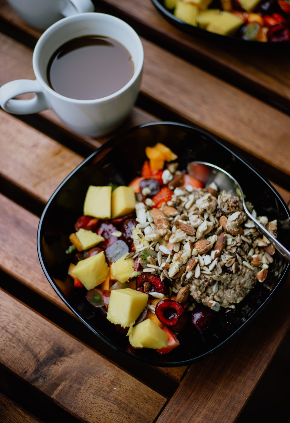 3. Eat Fiber-Rich Food