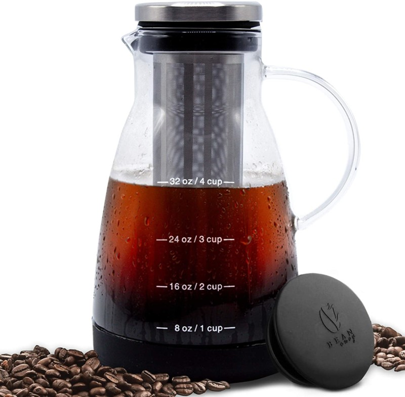 1. Bean Envy Cold Brew Coffee Maker