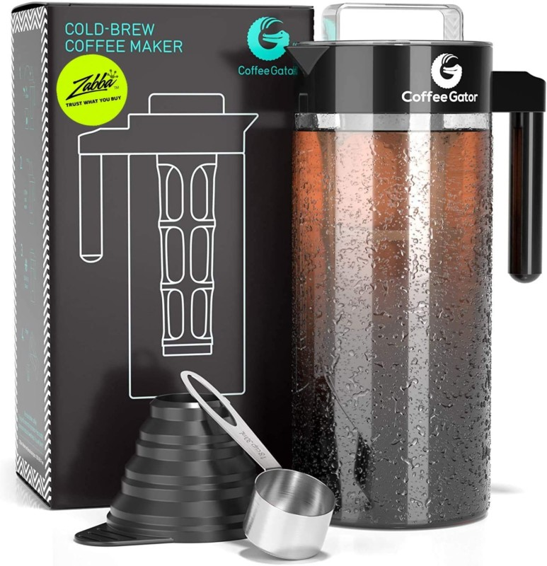 2. Coffee Gator Cold Brew Maker