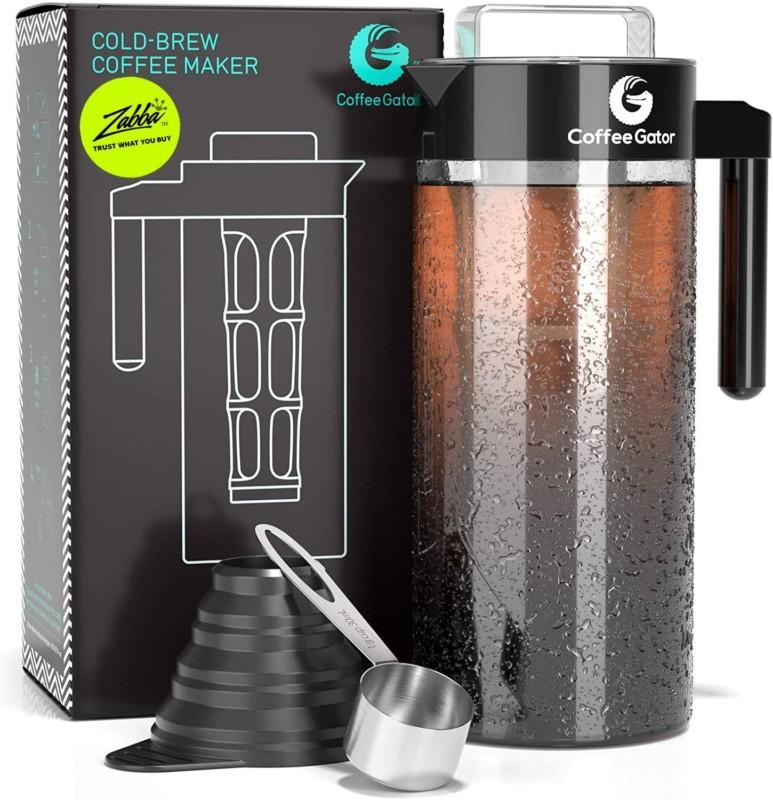 2. Coffee Gator Cold Brew Maker