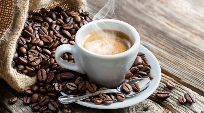 A good coffee starts with a good coffee bean