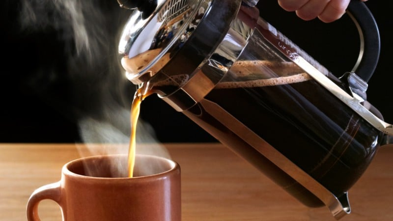 Benefits of Drinking Coffee from French Press Method