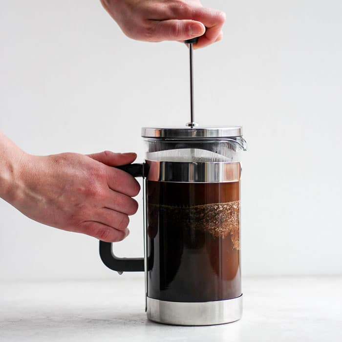 The Way French Press Works