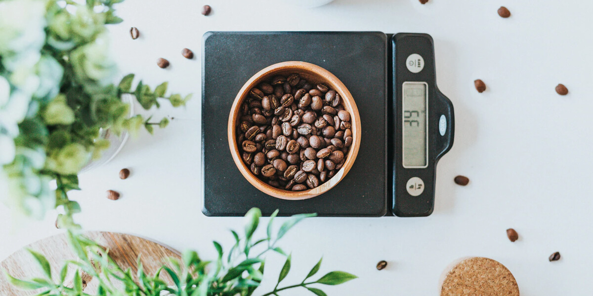 Figure Out The Right Way To Measure Coffee Bean