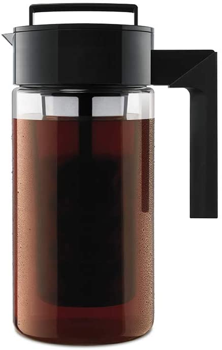 9. Takeya Patented Deluxe Cold Brew Coffee Maker
