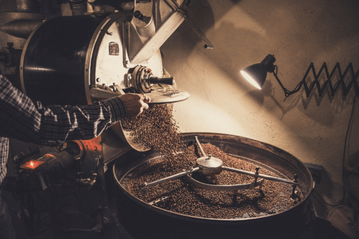 6. You are picky when it comes to buying coffee beans