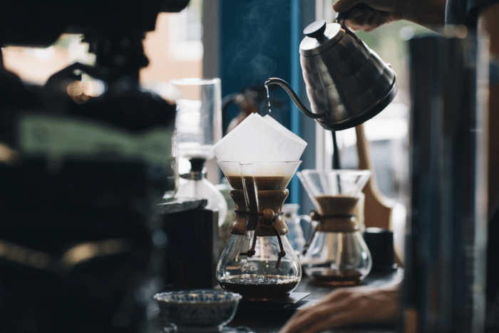 8. Not only that, you know how to brew your coffee in more ways than one