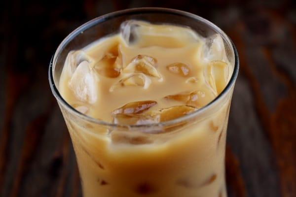 1. Iced Coffee