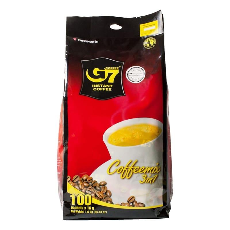 Trung Nguyen - G7 3-in-1 Vietnamese Instant Coffee