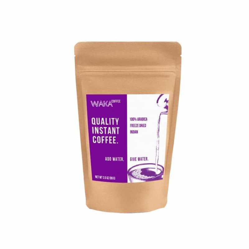 Waka Coffee - Quality Instant Coffee