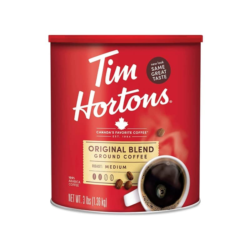 17. Tim Hortons Original Blend