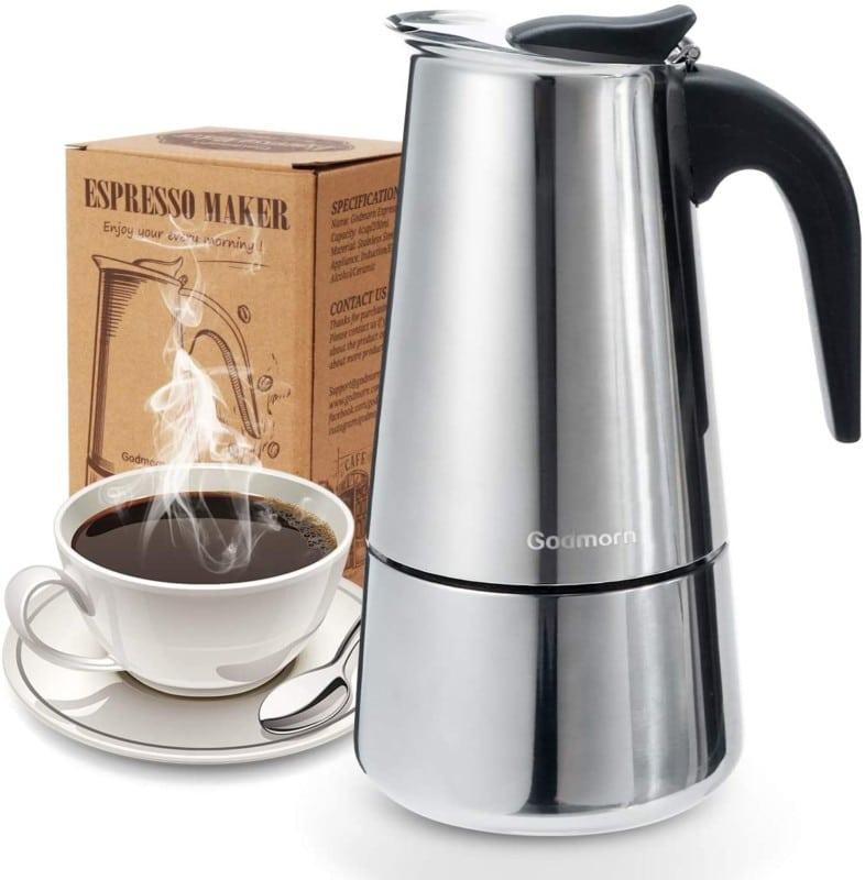 3. Stovetop Espresso Maker