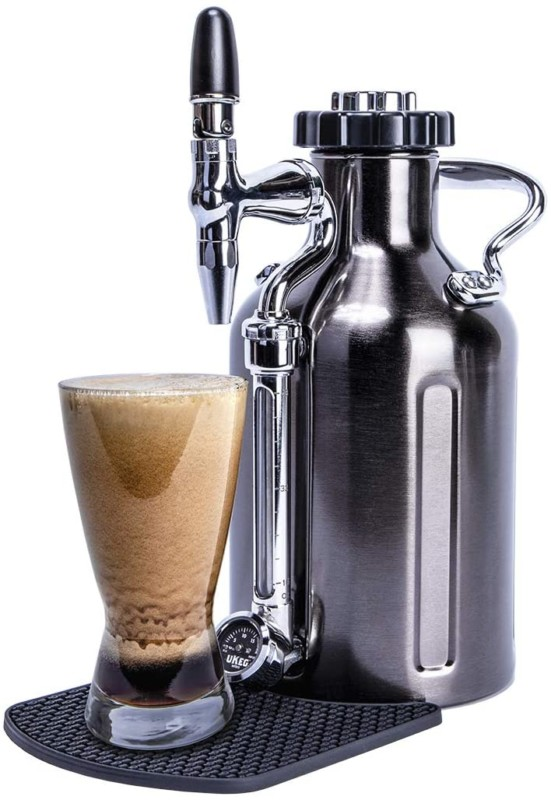 3. GrowlerWerks uKeg Nitro Cold Brew Coffee Maker