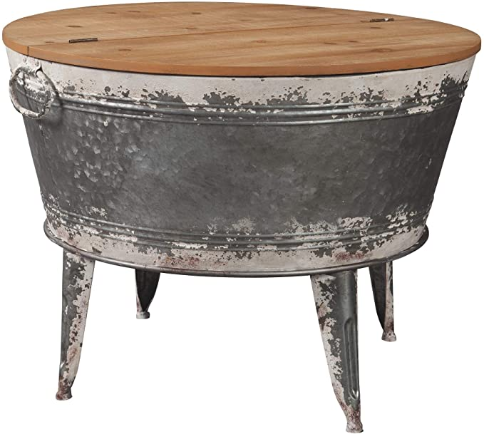 4. Ashley-Shellmond Accent Cocktail Table from Signature Design