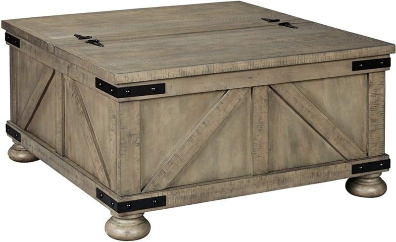 5. Signature Design Ashley-Aldwin Coffee Table