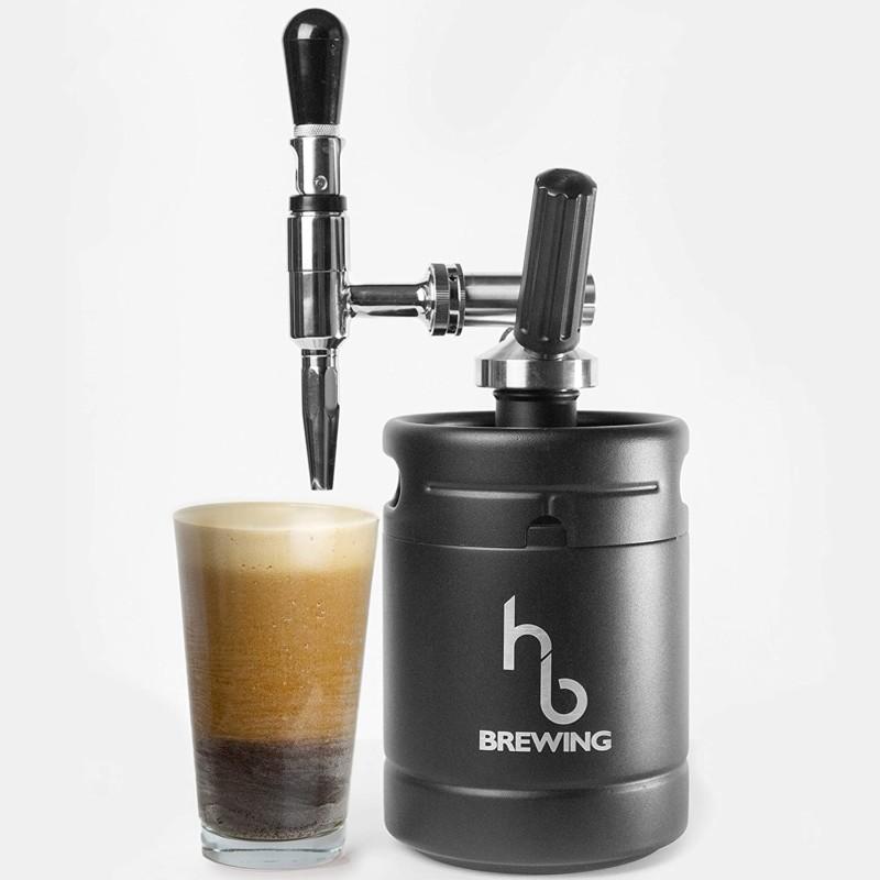 5. HB Brewing Nitro Cold Brew Coffee Maker