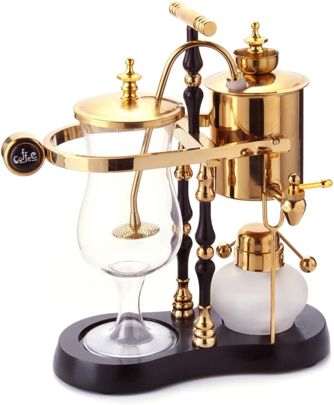 6. Diguo Belgian / Belgium Family Balance Siphon / Syphon Coffee Maker