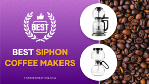 Best Siphon Coffee Makers in 2021  | Alternative & Fascinating Coffee Brewing Method