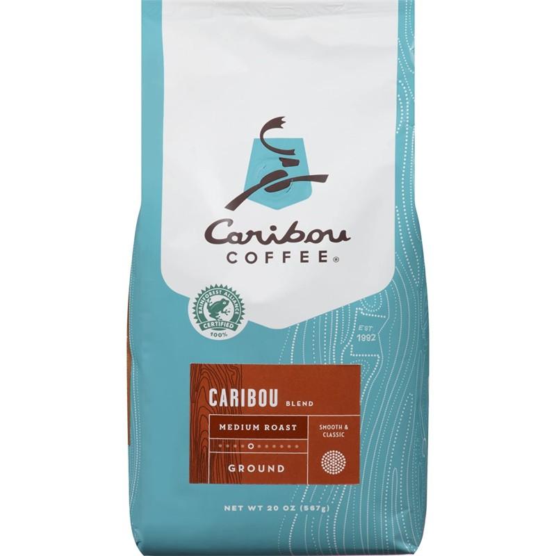 7. Caribou Coffee Caribou Blend