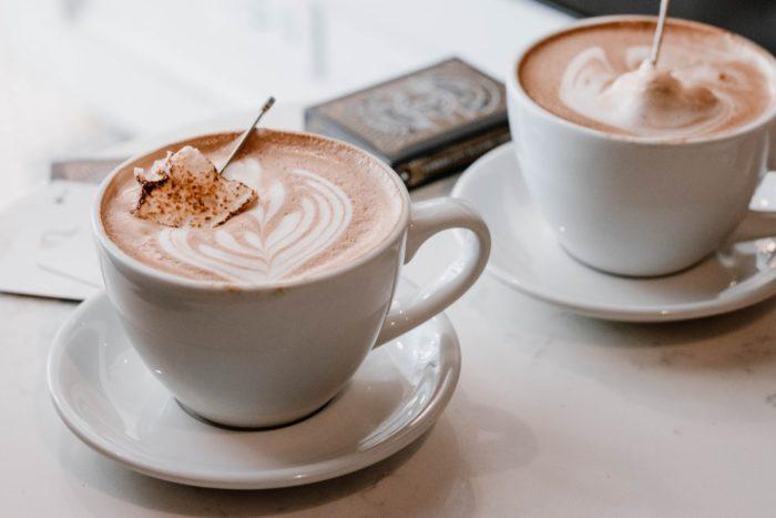 2. Cafe Latte