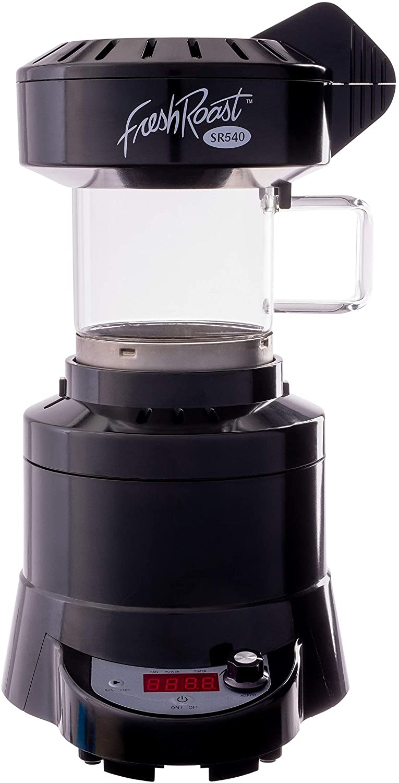 1. Fresh Roast SR540 Coffee Bean Roasting Machine