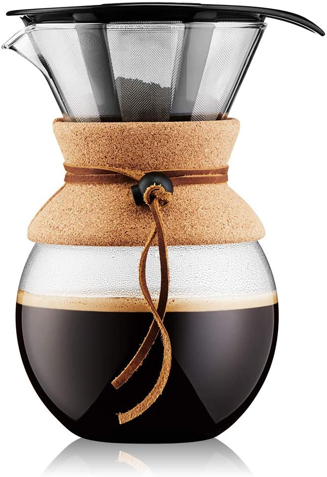 10. Bodum 11571-109 Pour Over Coffee Maker