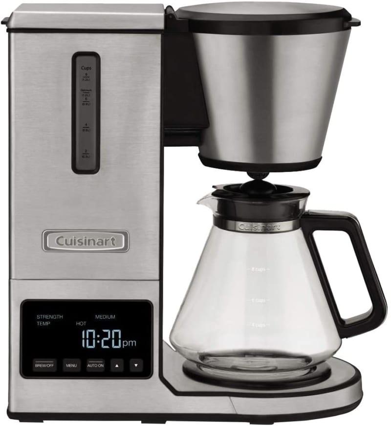 12. Cuisinart CPO-800P1 PurePrecision Pour-Over Coffee Brewer