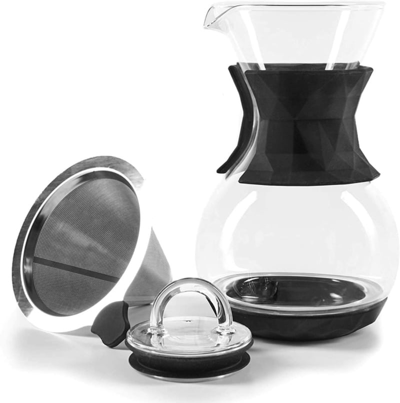 13. Uno Casa Pour Over Coffee Maker Set