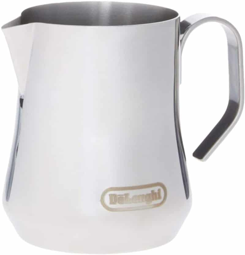 2. DELONGHI MILK FROTHING PITCHER