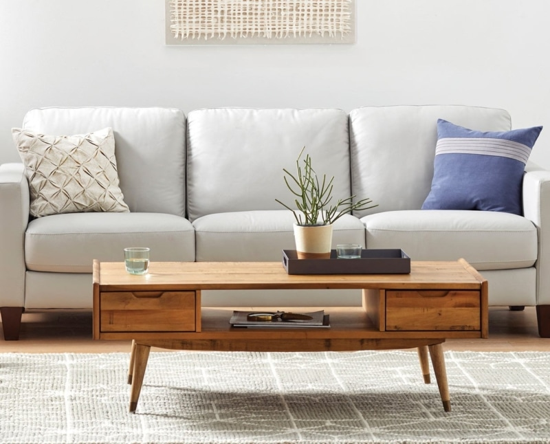 Why Your Living Room Needs a Vintage Coffee Table