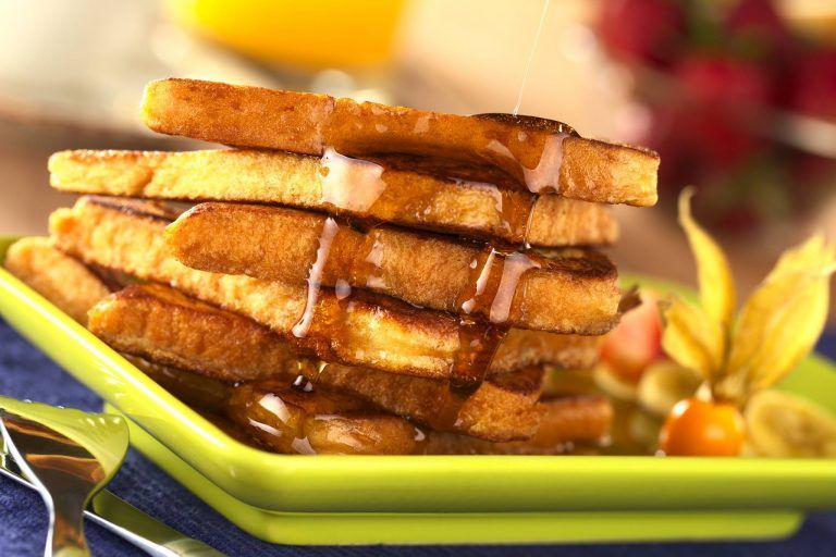 8. French Toast