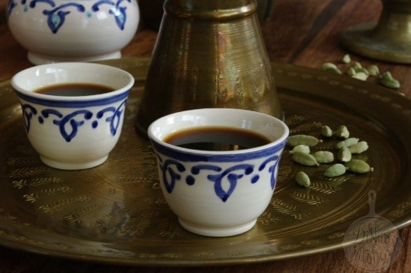 Brief History And Finest Recipes Of Arabic Coffee Intro