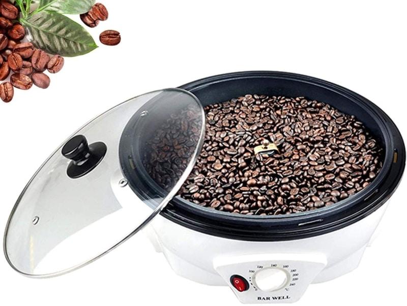 5. Home Roasting Using Home Coffee Roaster Machine