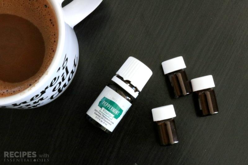 5. Peppermint Oil