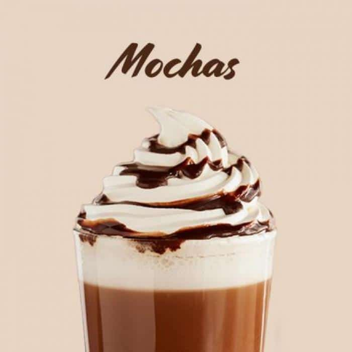 What is Mocha made of?